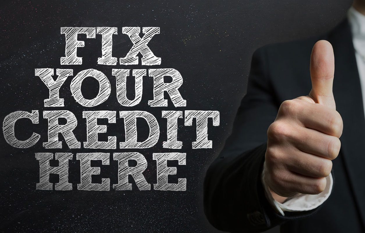 Advice On Repairing A Poor Credit History